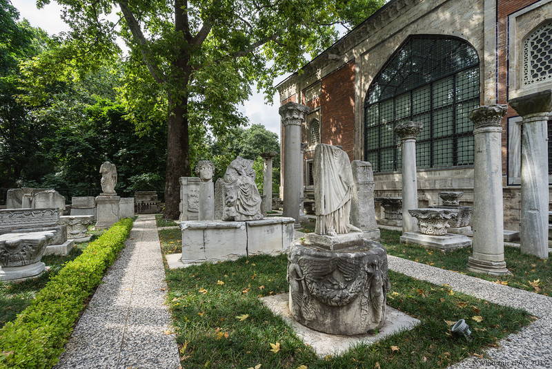 Стамбульский археологический…