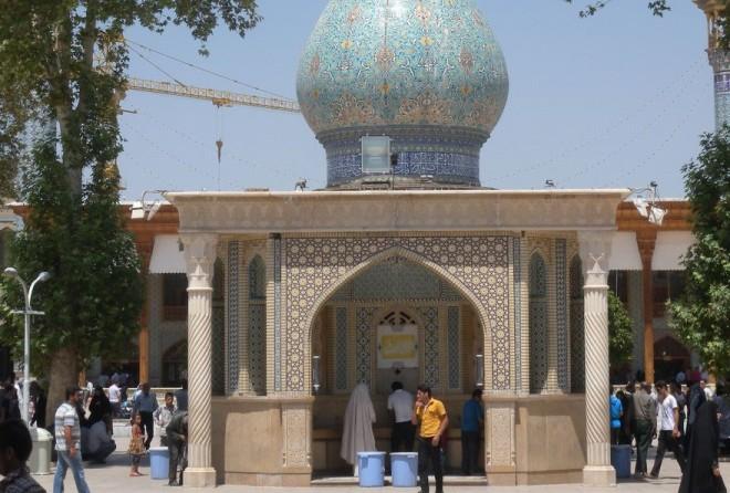 Мечеть, которая внутри выглядит как произведение искусства