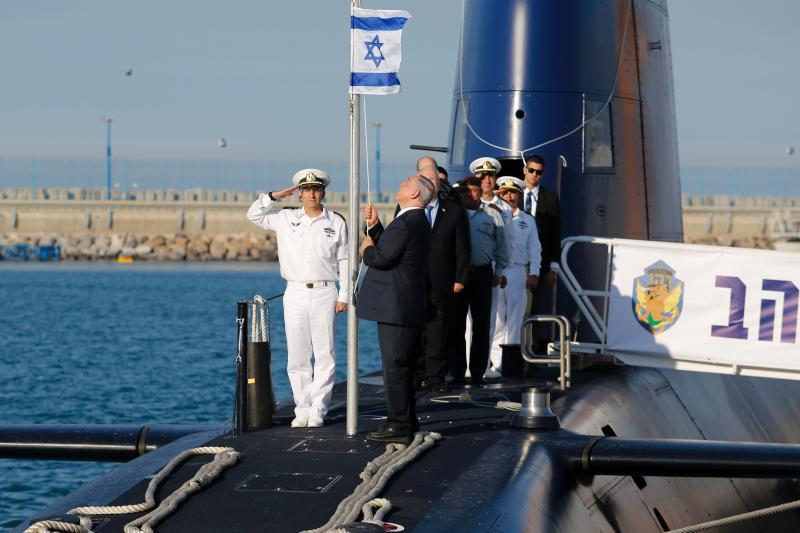 Зачем Израилю шесть подводных лодок?