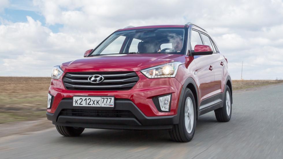 В России стартовали продажи Hyundai Creta 2018 модельного года