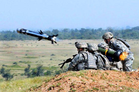 В Госдепе не подтвердили отправку Javelin в Украину