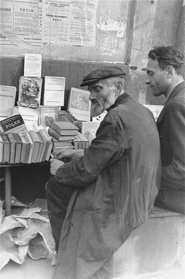 Варшавское гетто 1941 год. Фото, которые были запрещены