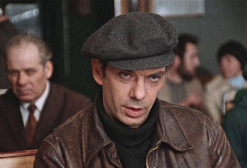 Убогий совок в фильме «Москва слезам не верит».