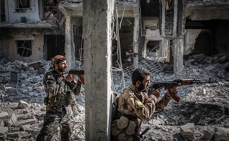США отнимают у России победу в Сирии