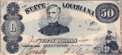 Полтинник из Луизианы