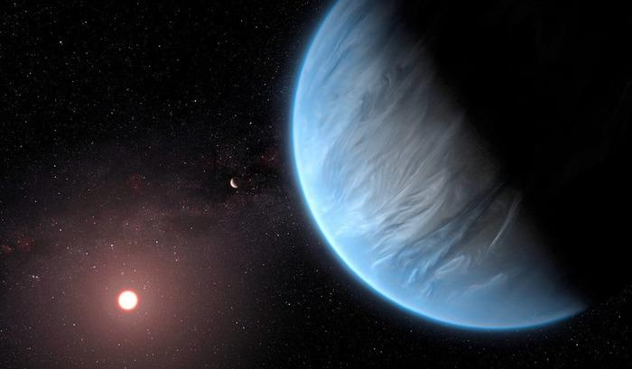 Обнаружена самая пригодная для жизни из всех ранее обнаруженных экзопланет
