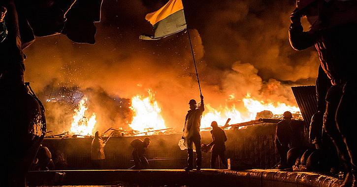 В ближайшее время на Украине произойдет очередной госпереворот