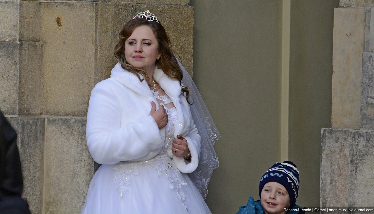 Обручальное кольцо после бывшей жены