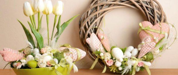 Какие поделки изготовить для пасхального декора