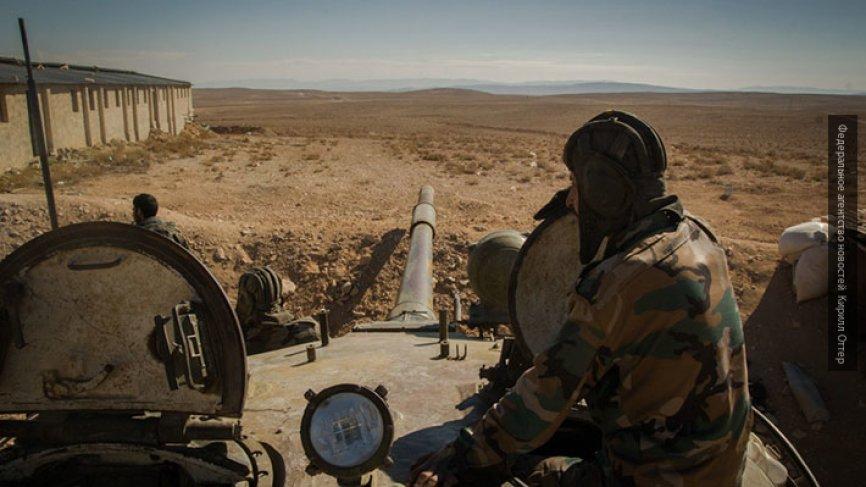 ВКС РФ уничтожают боевиков в Алеппо, ИГ контратакует САА около Абу-Кемаля