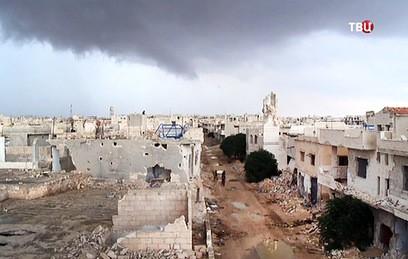 Минобороны России опровергло применение сирийской армией химоружия
