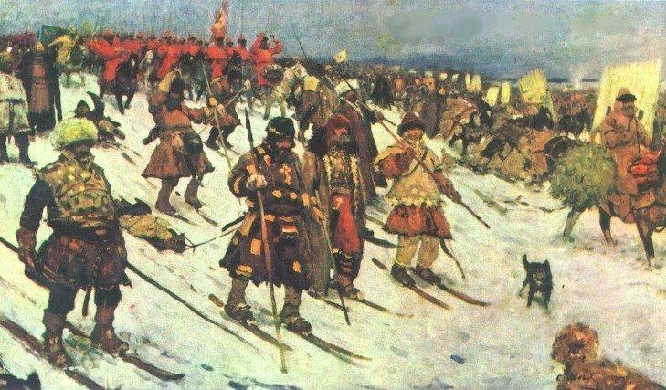 Русско-литовская война 1512-1522 гг. Присоединение Смоленской земли.