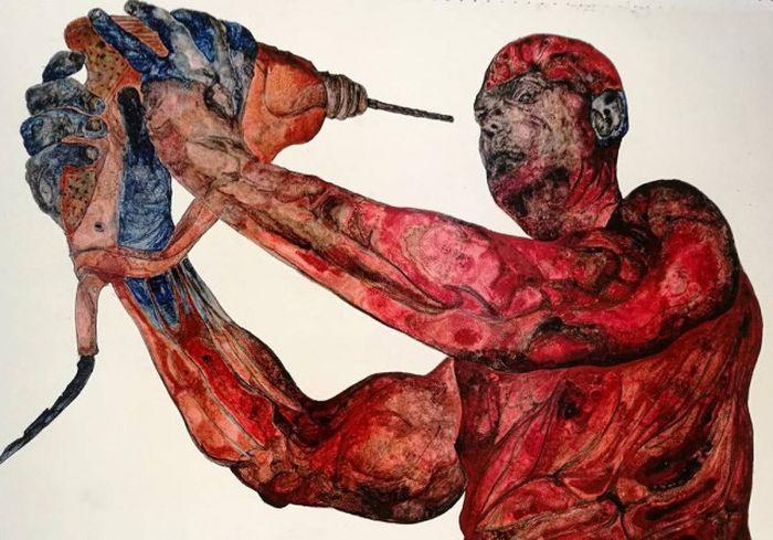 Картины художников с психическими расстройствами
