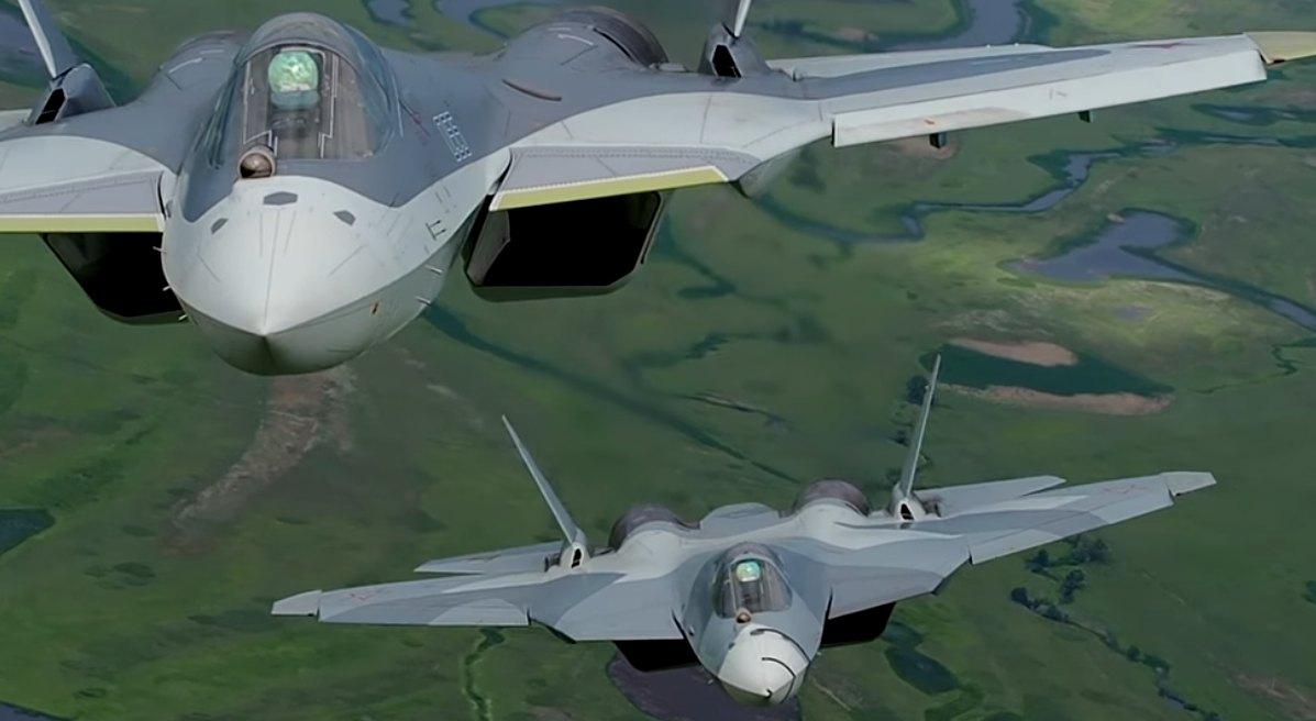 Военная авиация России переж…