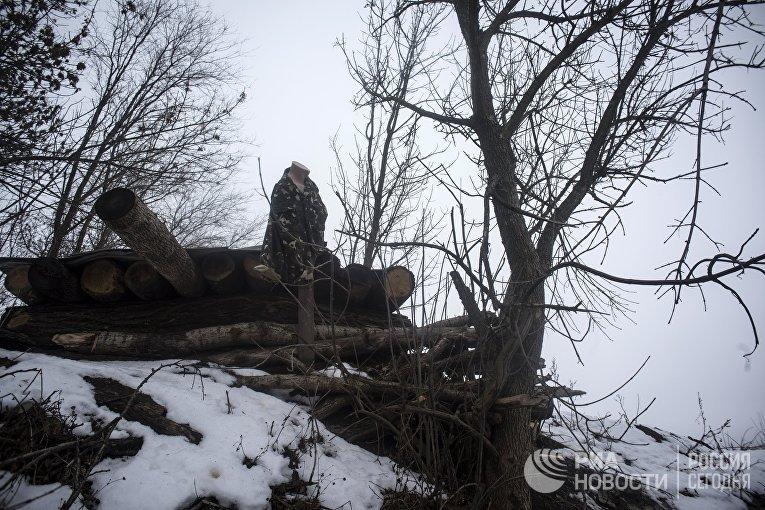 Киев назвал невозможным размещение белорусских миротворцев в Донбассе