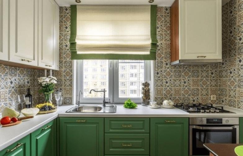 Они превратили обычную однокомнатную квартиру в стильное жилье с французским окном