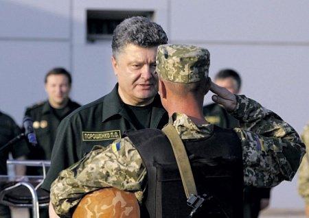 Петр Порошенко готовится к новой мясорубке