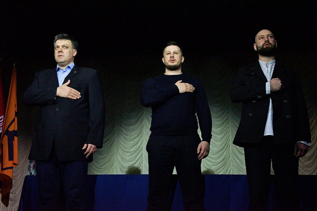 Украина идет к самоуничтожению. Авигдор Эскин