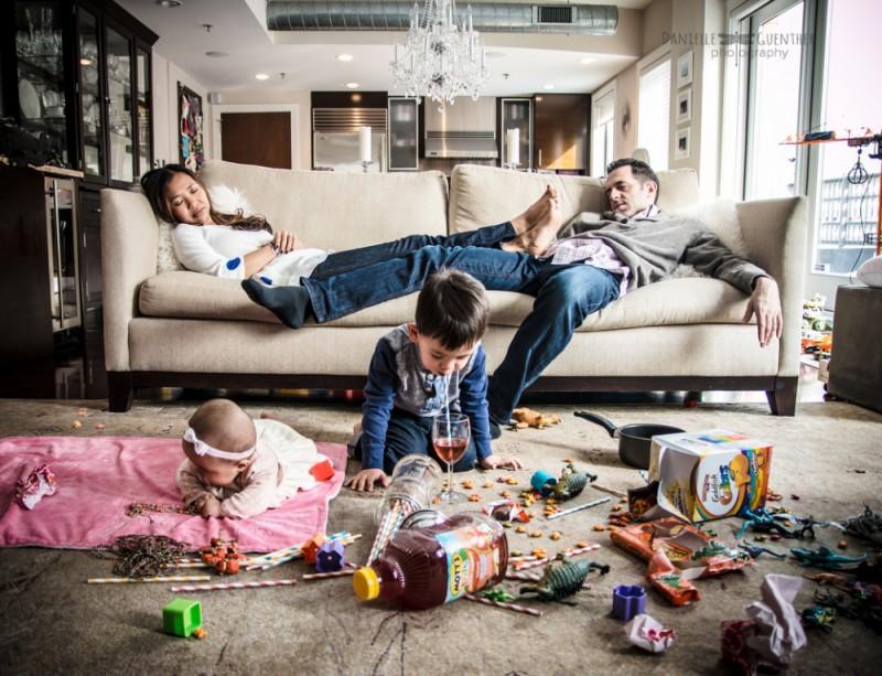 Как выглядит семейная жизнь на самом деле
