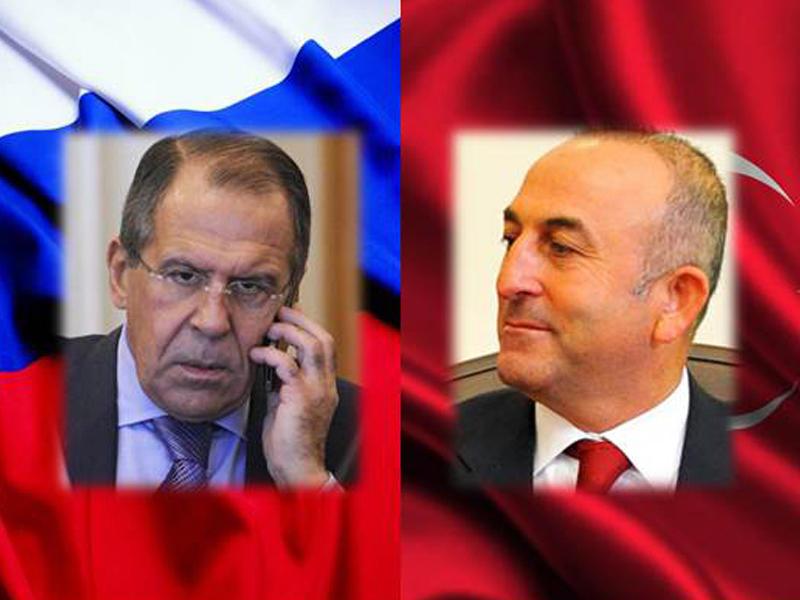 Лавров и Чавушоглу провели переговоры по сирийскому урегулированию