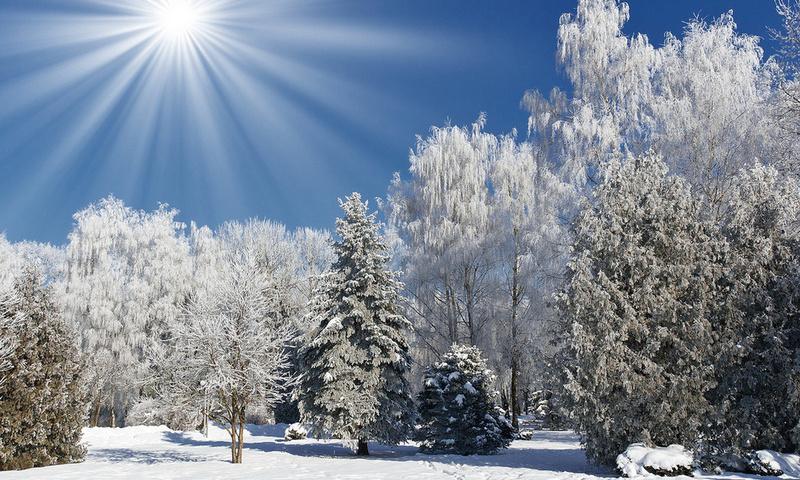 Народные праздники января! (традиции и приметы)