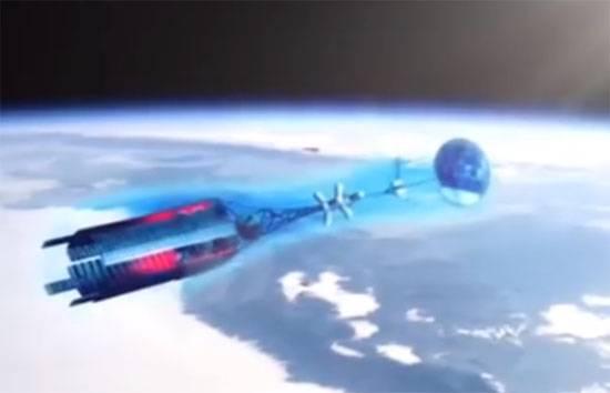 Модель российского космическ…