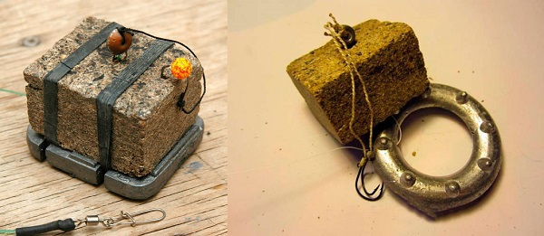 Макушатник: приманка для карпа