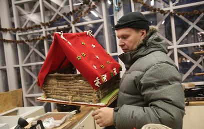 """В пятницу в Москве откроется фестиваль """"Путешествие в Рождество"""""""