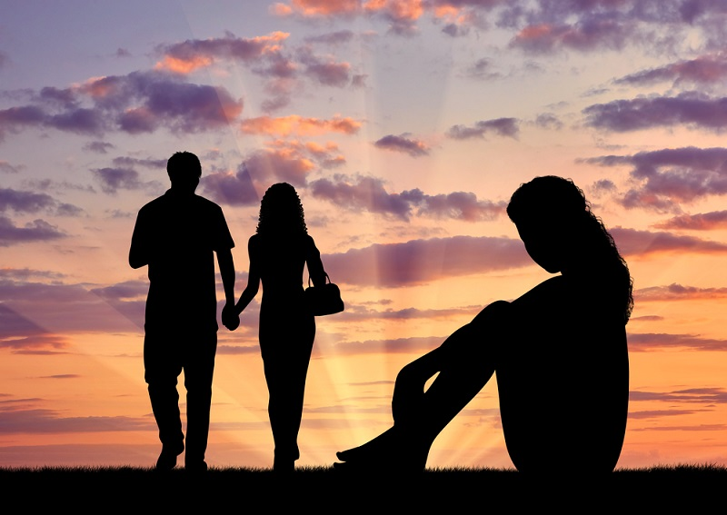 отношения с бывшей женой