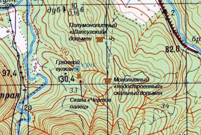 Место Силы: Шапсугский треугольник