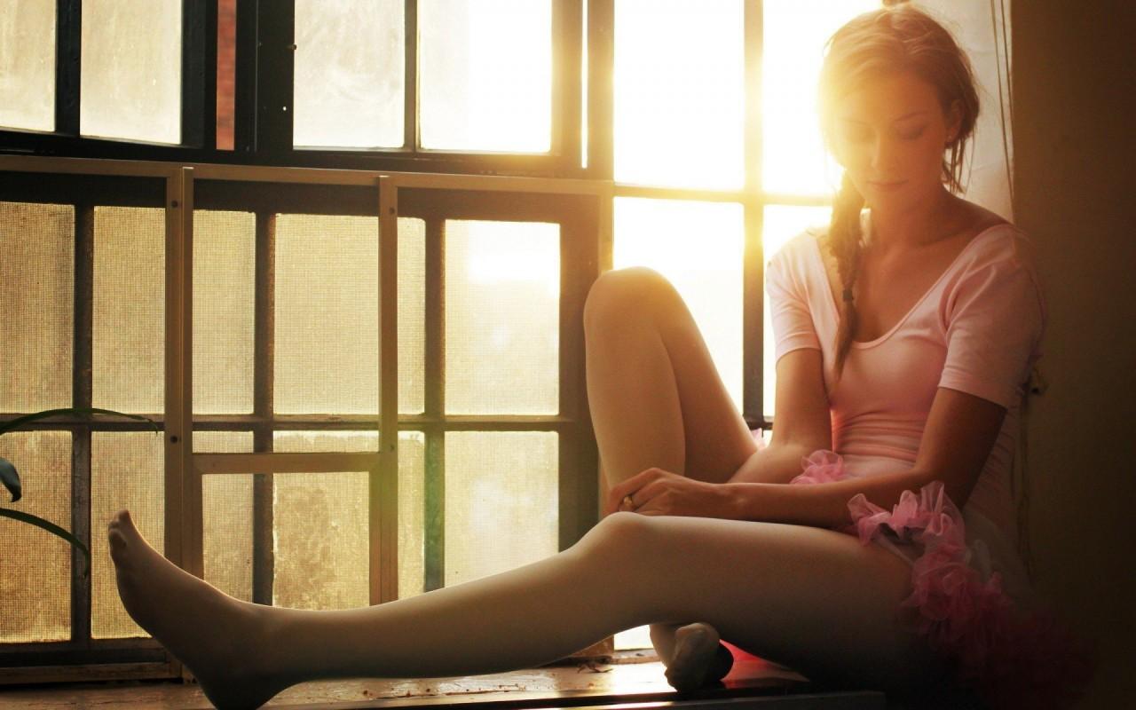 Солнечно и эротично