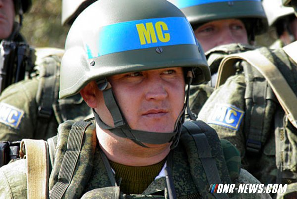 Белоруссия заявила о готовности отправить миротворцев в Донбасс