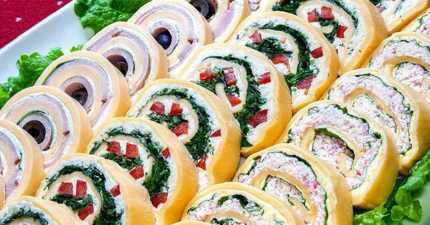 Как разнообразить привычную закуску. 3 варианта, которые придутся по душе каждому!