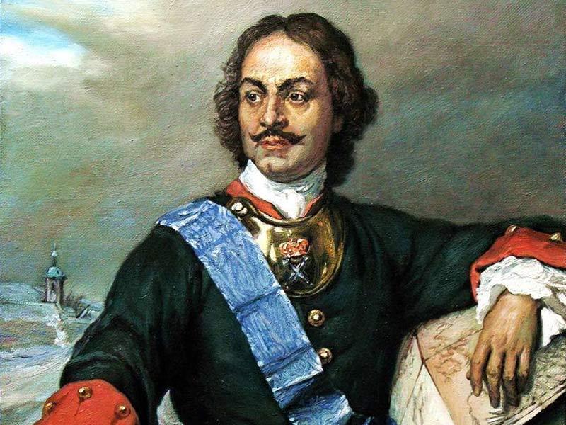 Князь Щербатов о Петре I