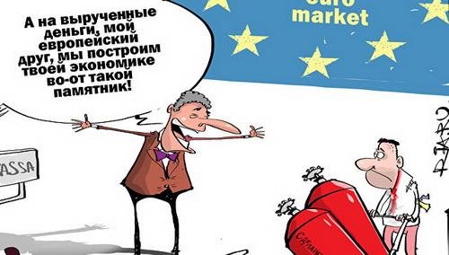 """Франция оплачивает """"Северный поток – 2"""" деньгами украинцев"""