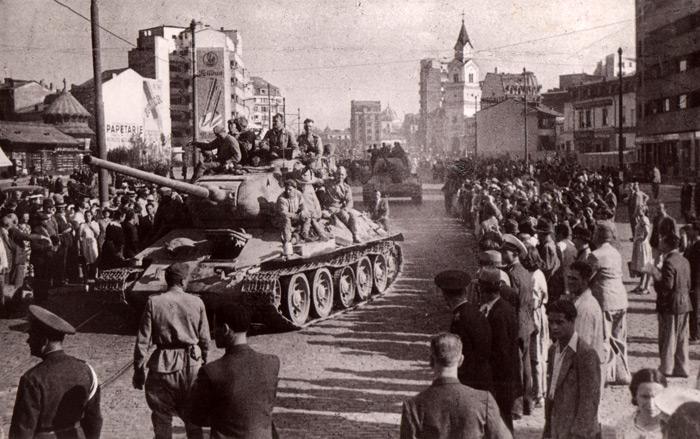 Танк Т-34 — от Москвы до Берлина