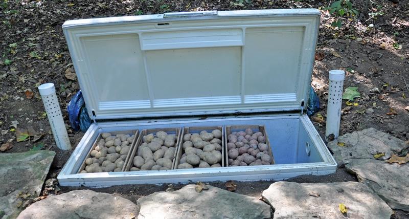 Как сделать холодильник своими руками на даче