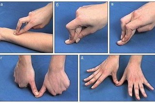 Лечим себя. Упражнения для пальцев (шиацу)