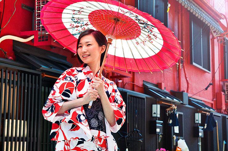 Рецепты красоты от японских женщин