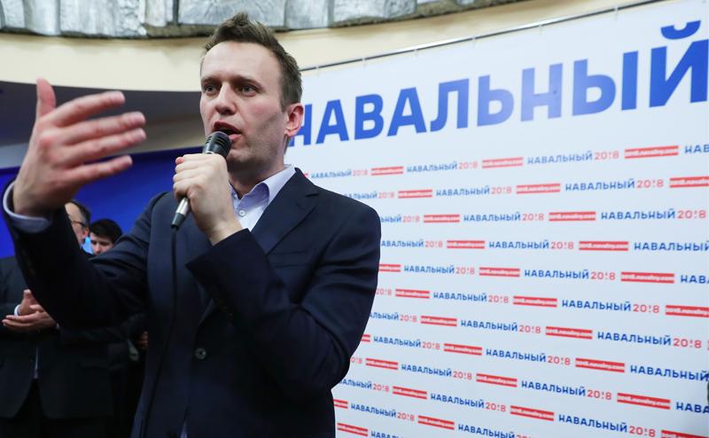 Навальный предлагает делить Крым как картошку