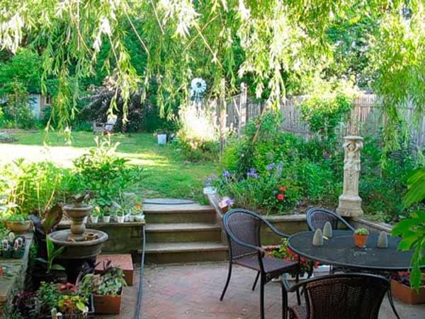 Как бетонировать двор