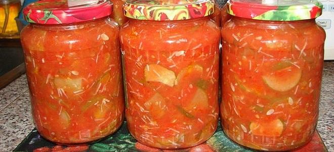 Огурцы в томате на зиму – обалденный рецепт