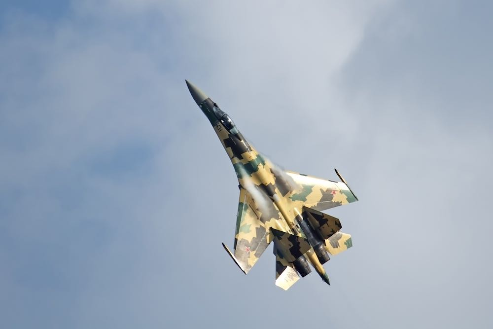«Сушки-невидимки» пугают пилотов ВВС США в Сирии