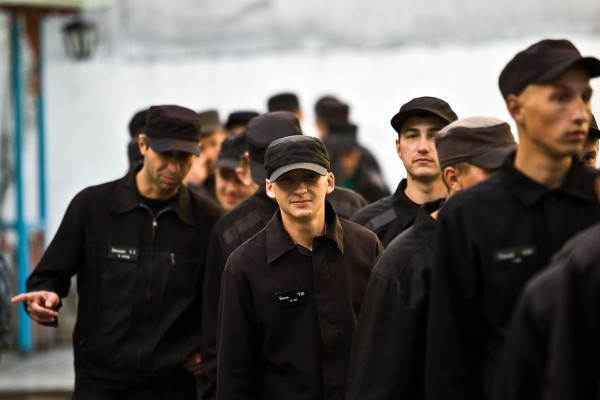 На крымских заключённых потр…