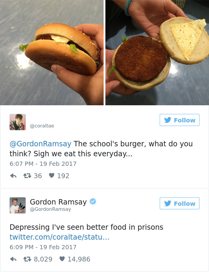 10+ Times Amateur Chefs Showed Gordon Ramsay Their Food, And Instantly Regretted Their Decision