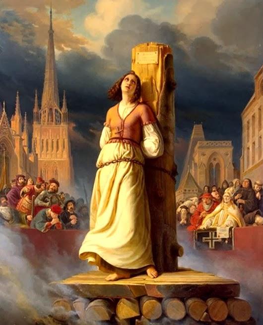 Жанна д'Арк – дева Франции