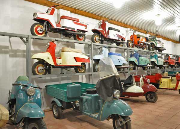 Под Тулой открылся музей мототехники - Фото 2