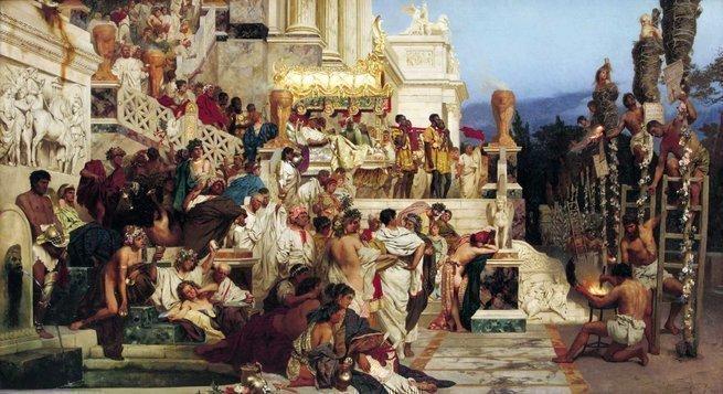 Христианская жизнь. Гонения в III веке (2 статьи)