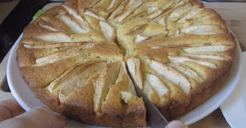 корнуэльский яблочный пирог это