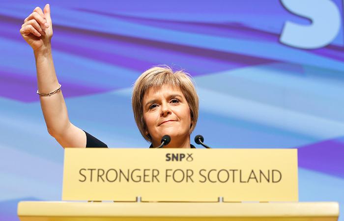 Шотландия станет независимой страной